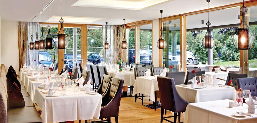 Huber's Boutique Hotel, Mayrhofen, Austria - restaurant.jpg